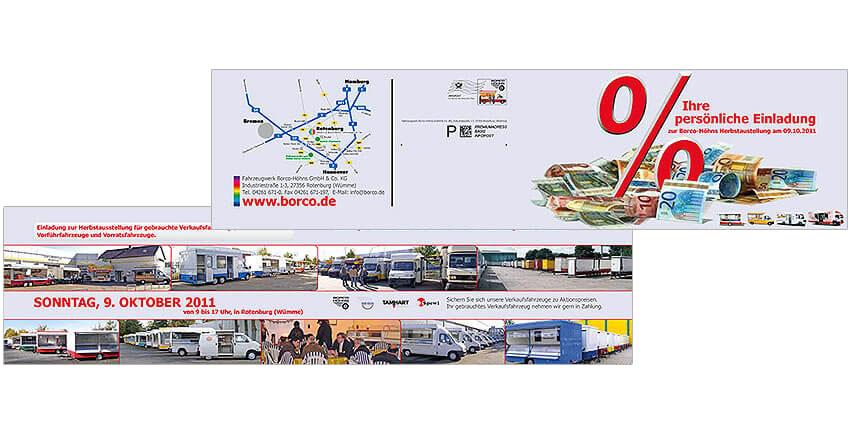 Einladung Ausstellung Borco-Höhns