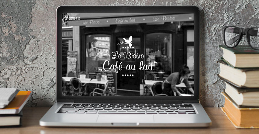 Websitegestaltung le Bistro