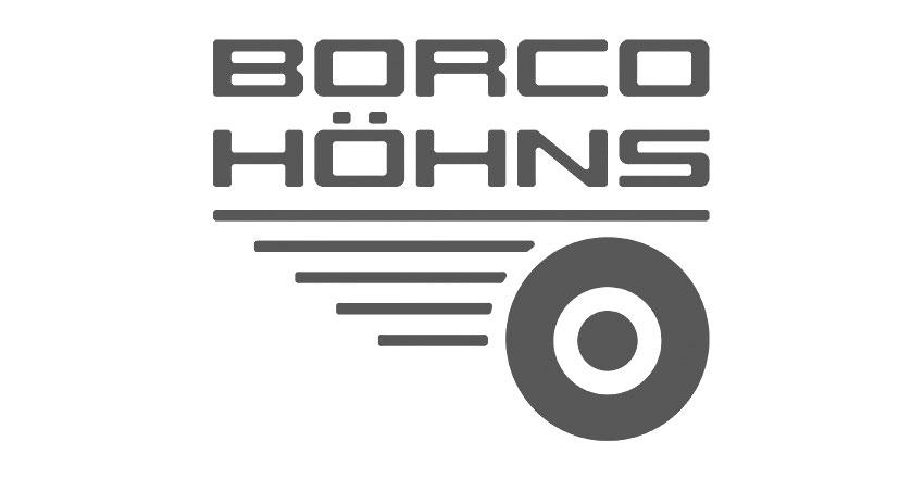 Logotype Borco-Höhns Verkaufsfahrzeuge