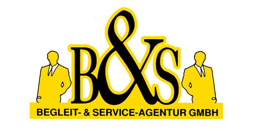 Logotype B&S Begleitservice