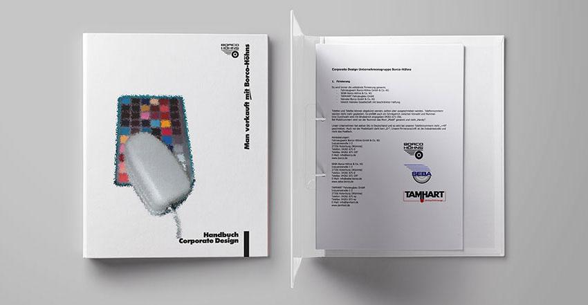 Corporate Design Handbuch 2