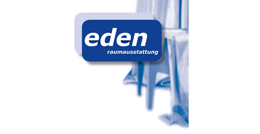 Logotype Eden Raumausstattung