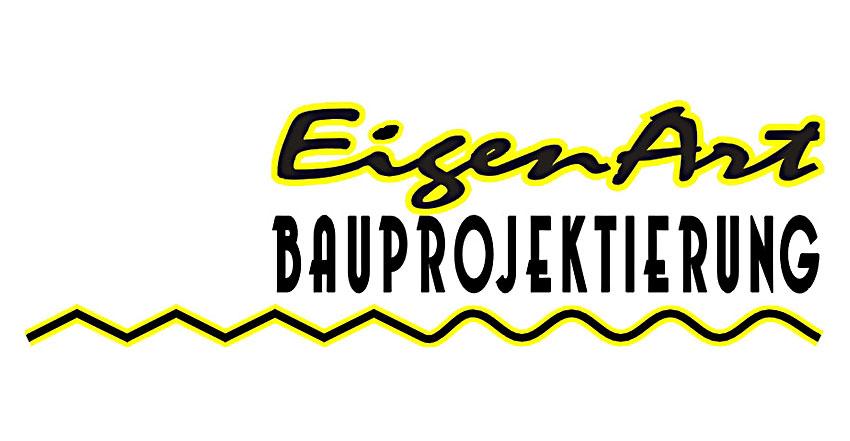 Logotype Eigenart Bauprojektierung
