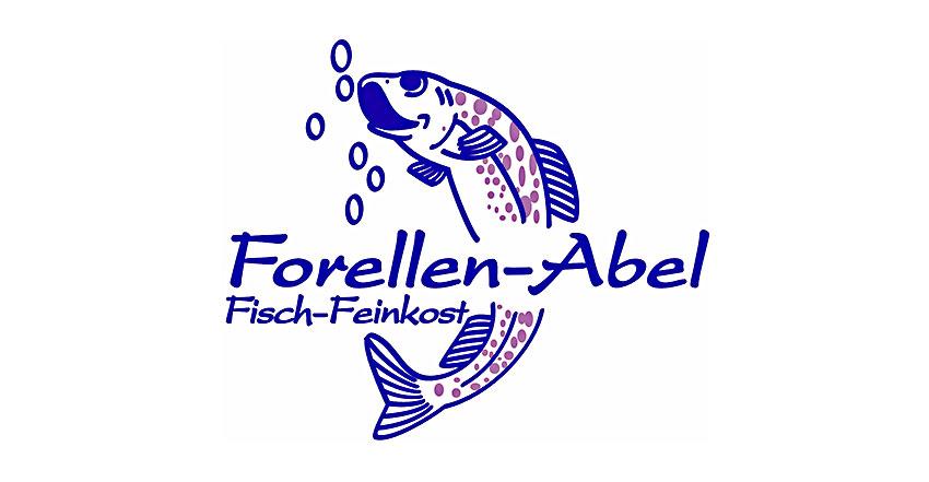 Logotype Forellen Abel