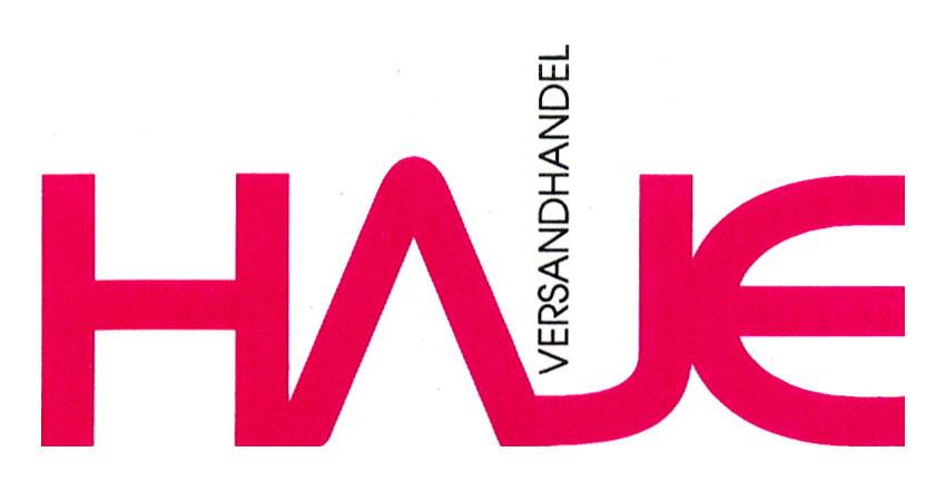 Logotype Haje-Versandhandel