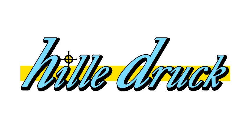 Logotype Hille Druckerei