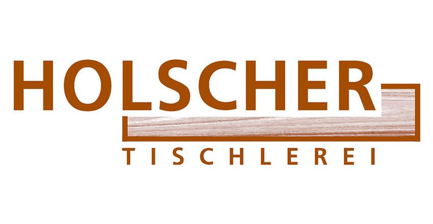 Logotype Tischlerei Holscher