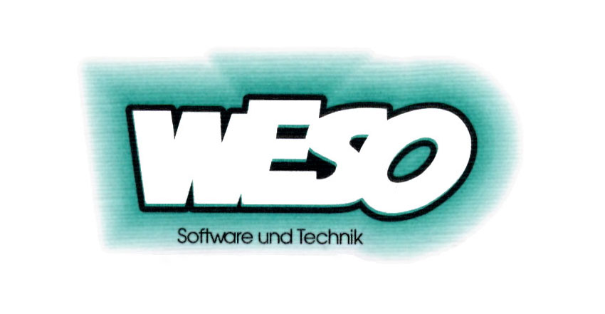 Logotype WESO-Software
