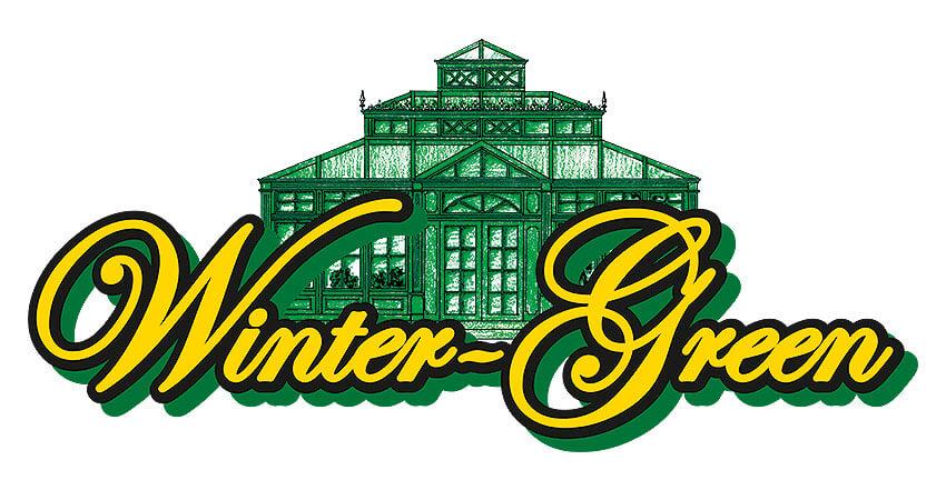 Logotype Winter-Green Wintergärten