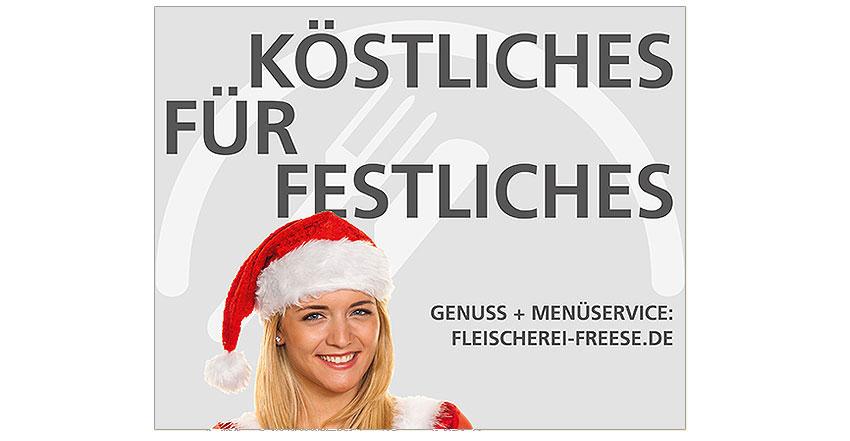 Plakat Freese