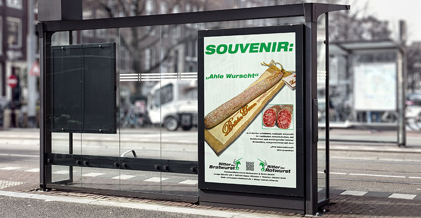 Plakat Souvenir 1