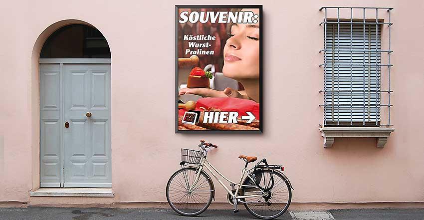 Plakat Souvenir 2