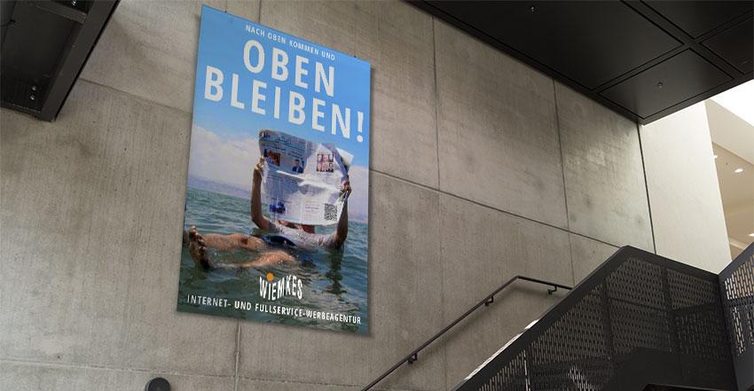Plakat Wiemkes Werbeqentur 02