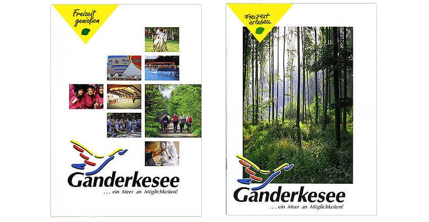 Prospektgestaltung für Gemeinde Ganderkesee